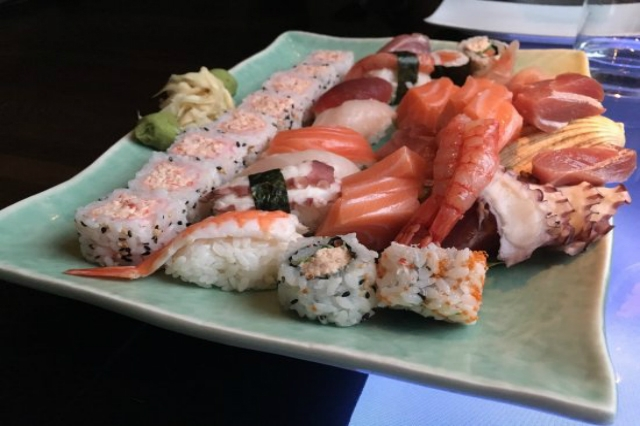 sushi su padova