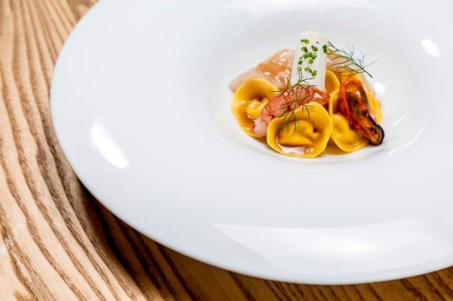 metamorfosi ristorante roy caceres stella michelin migliori ristoranti romantici di roma gourmet cena di coppia san valentino