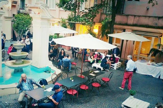 aperitivo n hotel di lusso roma aperidomus