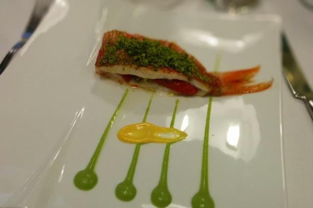 aecravate pesce crudo venezia ristorante triglia