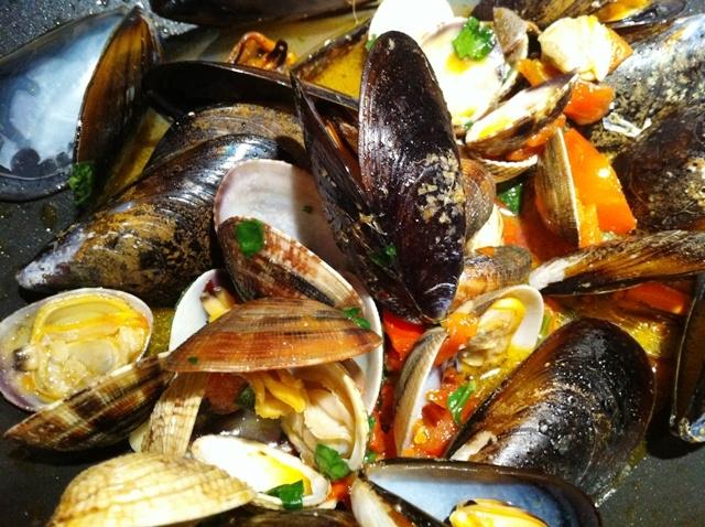 soutè frutti di mare