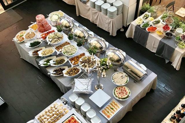 momart caffè roma brunch all'aperto buffet freddo migliori brunch estate 2017 roma
