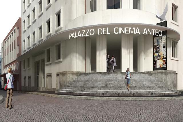 palazzo del cinema anteo milano