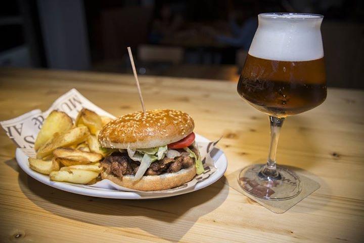hamburger musta' casamassima
