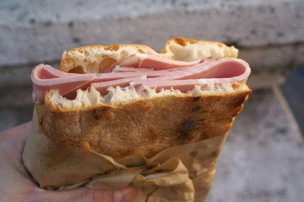 il banco del ghiottone alimentari mercato metronio chiosco antonio e lucia classifica migliori 10 pizze con la mortadella di roma