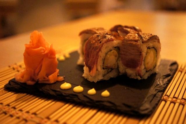 wasabi ristorante roma giapponese balduina manzo kobe wagyu sushi kobe style