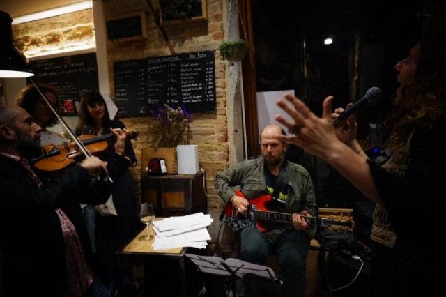 locali musica live venezia basegò