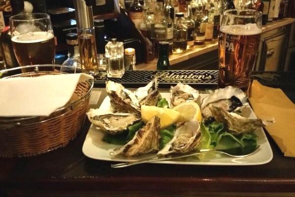 le bon bock ostriche birra aperitivo scozzese monteverde portuense guida ai migliori aperitivi di roma quartiere per quartiere