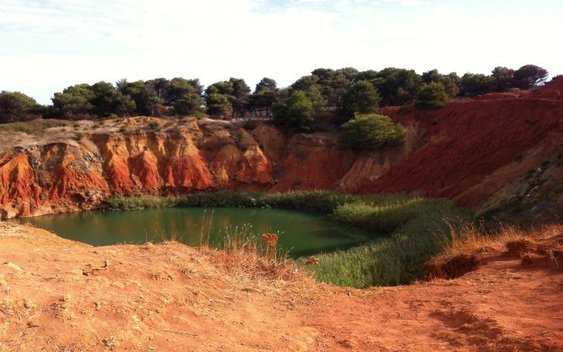 I 7 laghi del salento che non puoi non visitare for Puoi ipotecare la terra