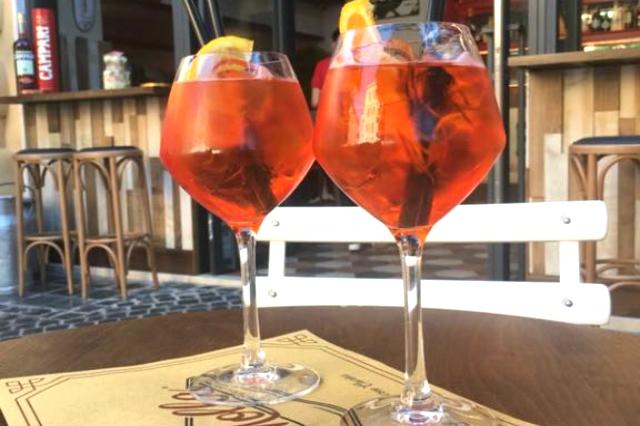 tira e molla spritz migliori spritz alternativi roma san giovanni aperitivo