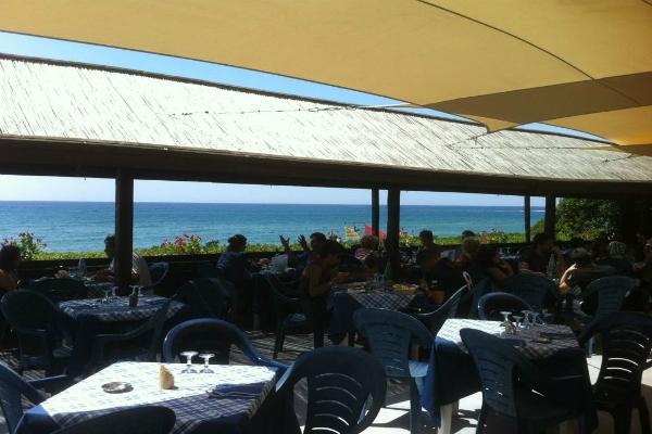 ristorante pizzeria la caravella sabaudia latina litorale spiaggia stabilimento terrazza dune laguna dove mangiare la pizza quando sei al mare