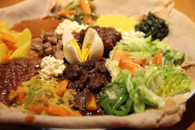 ristorante etiope padova