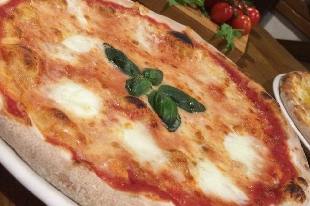 pizza al kamut lecce