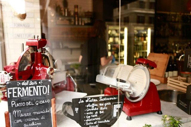 fermento bistrot ristorante norcineria prati roma intervista team fausto milillo