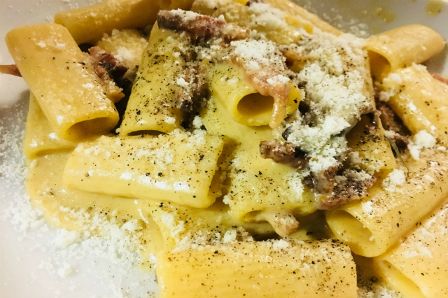 intervista team valerio salvi taverna cestia gricia amatriciana vino naturale cucina romana pranzo cena a roma testaccio