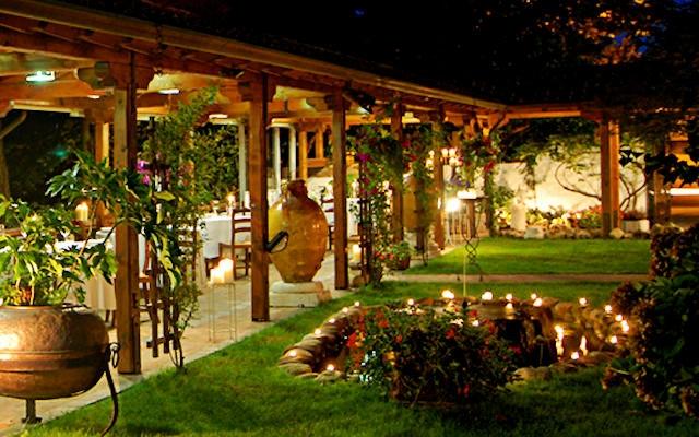 10 ristoranti con giardino fuori mestre - Giardini bergamo ...