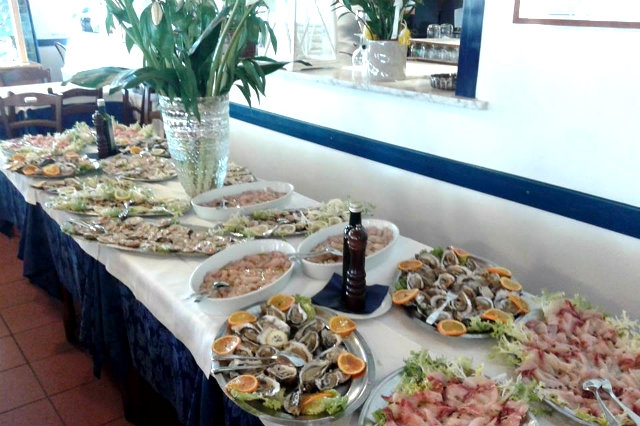 al gambero pranzo di pasqua 2016 jesolo venezia