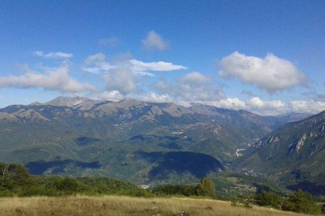 parco naturale vicino roma monti simbruini