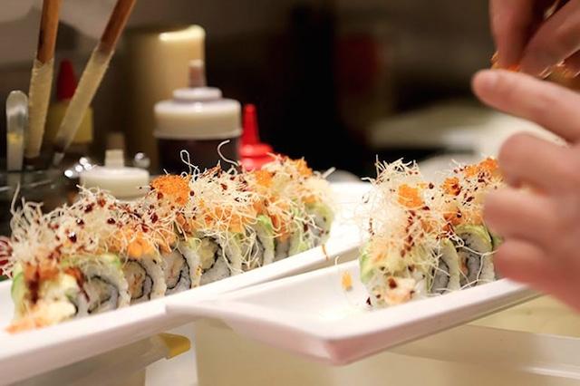 nishiki sushi milano