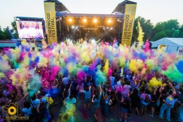 holi festival colori padova