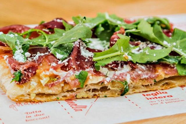 migliori pizzerie gourmet roma pizza marinella a taglio prati