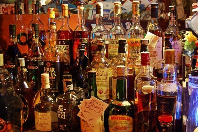 rum, jamboree pub, roma