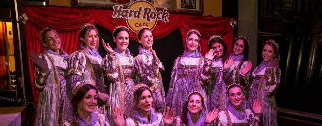 hard rock café cena marie carnevale venezia 2016