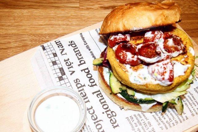 burger vegani di burger bistrot