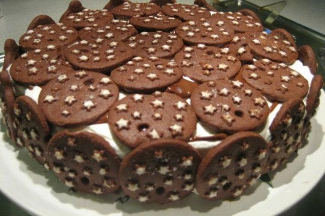 sombrero, asporto a napoli, torta pan di stelle