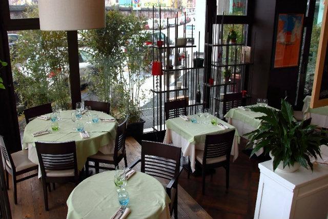 ghea ristorante vegetariano milano