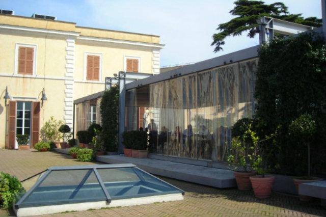 ristoranti con terrazza roma