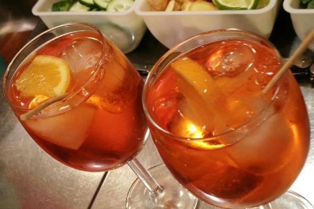 miei spritz preferiti a roma ombralonga bacaro veneziano venezia centocelle spritz aperitivo stuzzichini
