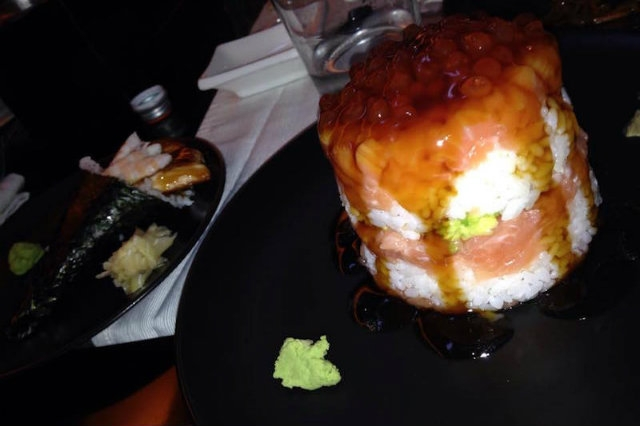 fusion, sushi, lecce