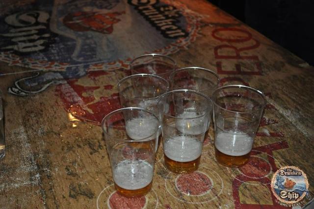 drunken ship roma american pub birra pong beer pong eventi feste campo dè fiori francesco tuzio intervista team