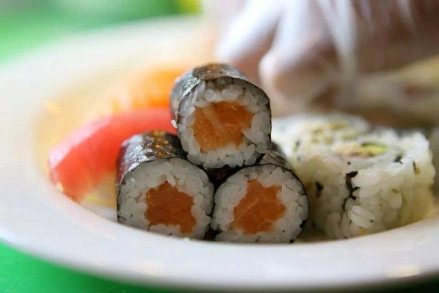 i migliori sushi di milano