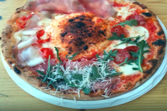 pizza napoletana lecce