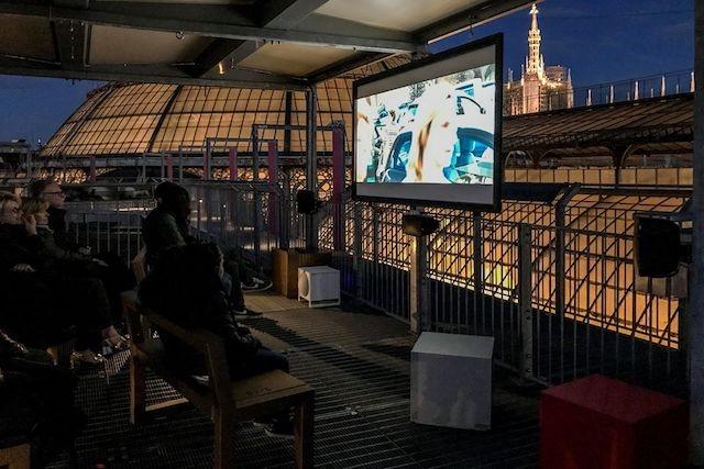 highline cinema tetti milano