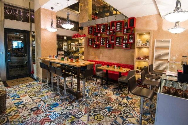 I migliori locali per una cena spagnola a milano for Arredamento in spagnolo
