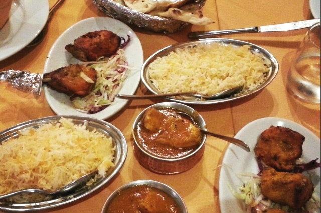 ristoranti indiani milano