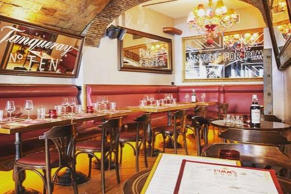 pimm's good trastevere cocktail bar ristorante carolina motta intervista roma