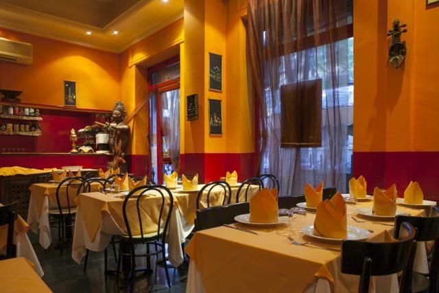 namastè milano ristoranti etnici