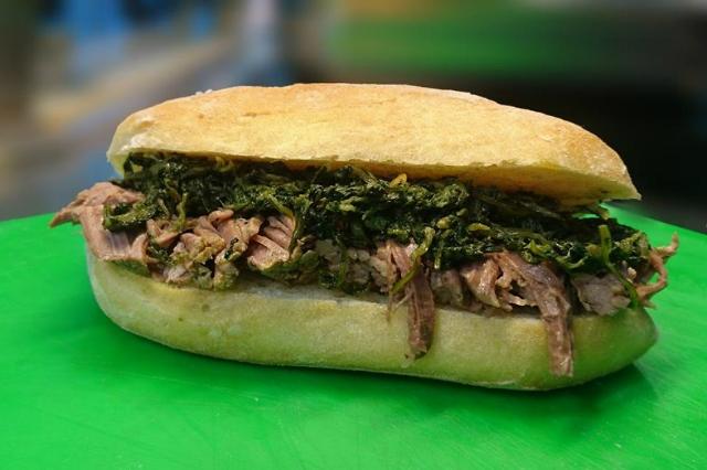 mordi e vai roma panini migliore street food a roma cucina romana tradizionale picchiapo' allesso e cicoria pranzo merenda testaccio