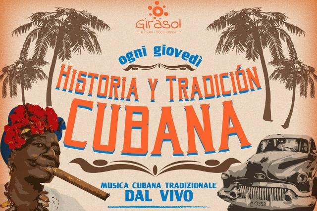 historia y tradicion cubana locandina