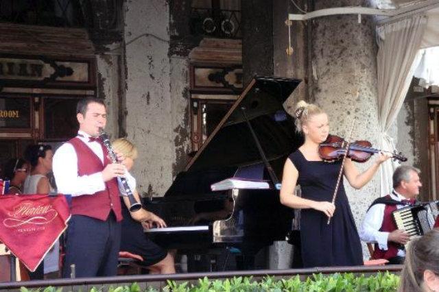 concerti in piazza san marco cose da fare gratis a venezia