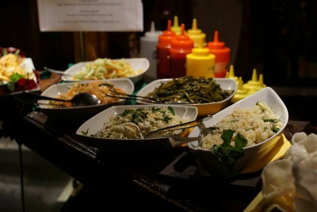 aperitivo etnico roma bali bar