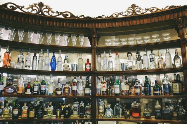 vintage bar veneto