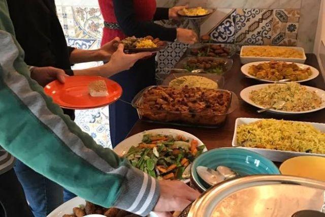 aperitivo etnico roma mezè bistrot