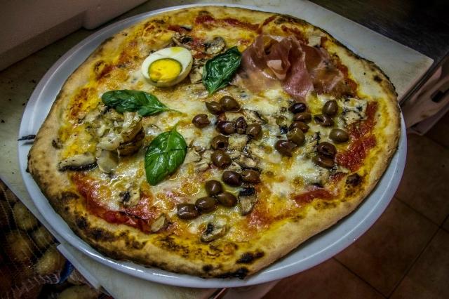 bir e fud roma ristorante pizzeria ristoranti aperti fino a tardi roma notte sera cena cucina espressa pizzeria capricciosa