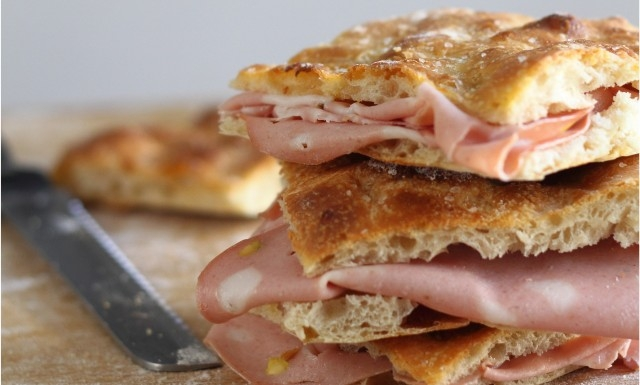Mortadella Pizza Recipes — Dishmaps