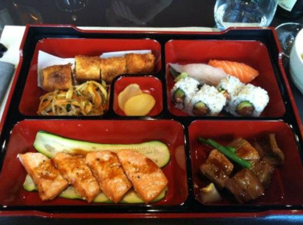dove mangiare sushi a roma